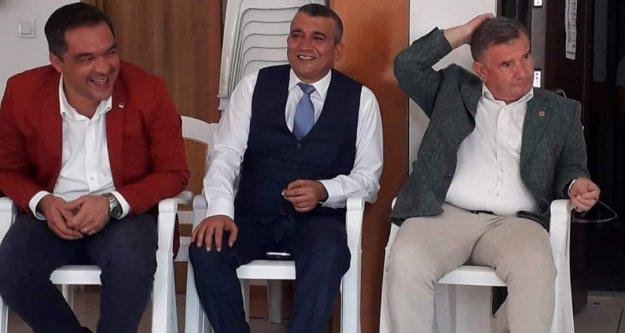 CHP'nin delege seçimini adaylar böyle izledi