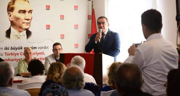 Çorbacı CHP'ye neden başkan adayı olduğunu açıkladı