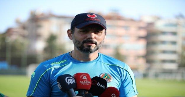 """Erol Bulut: 'Hedefimiz Göztepe maçından 3 puan almak"""""""