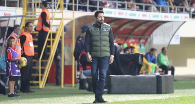 Erol Bulut'un Ankaragücü maçı yorumu