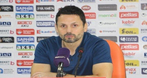 Erol Bulut'un Başakşehir maçı yorumu