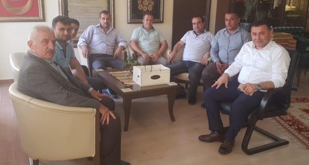 Hasan Yiğit'ten pazarcı esnafına müjde