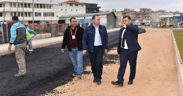 İşte Yücel'in 2019 yılı asfalt hedefi