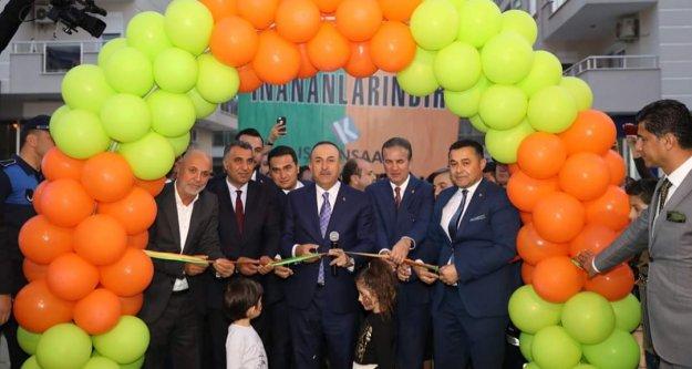 Josef Sural Parkı'nın açılışı yapıldı
