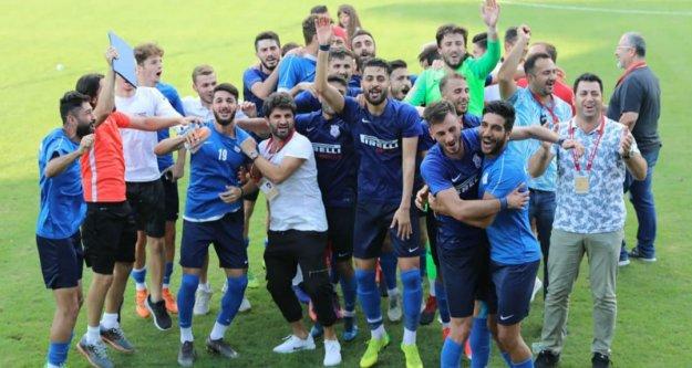 Kestelspor'un son kurbanı Kepez oldu