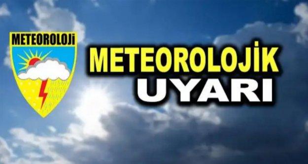 Meteoroloji Alanya'yı uyardı! Şiddetli fırtına geliyor