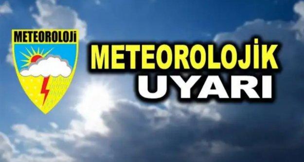 Meteorolojiden Alanya ve çevresi için yeni uyarı geldi