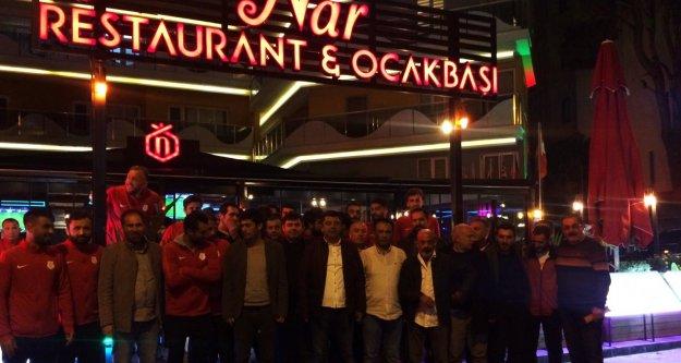 Nar Ocakbaşı lider Kestelspor'u ağırladı