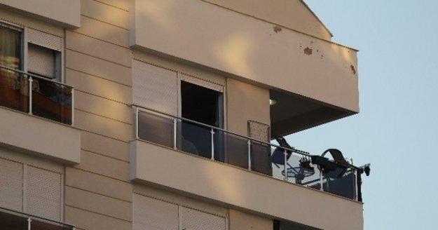 Siyanürle 4 kişinin öldüğü iddia edilen binada sessizlik hakim
