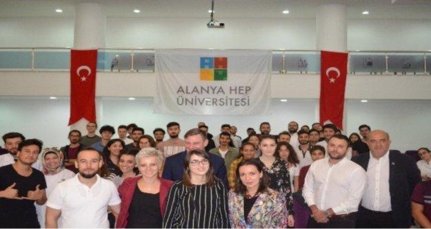 Sosyal Medya Güvenliği Alanya'da konuşuldu