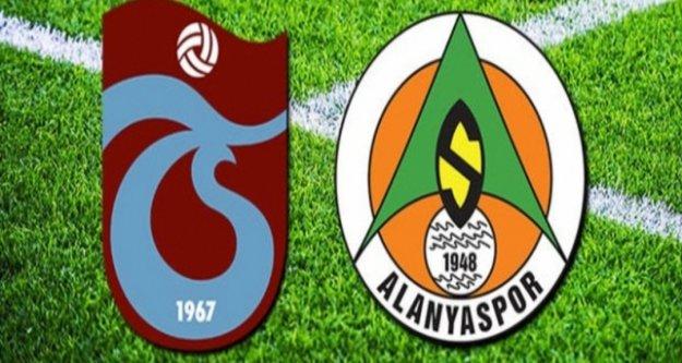 Trabzonspor Alanyaspor maçının hakemi belli oldu