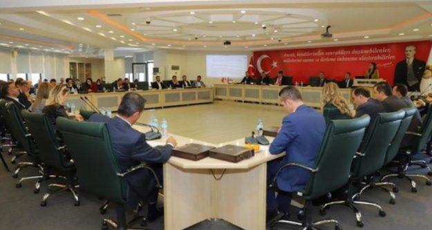 2019'un son meclis toplantısı yapıldı