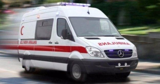 Alanya'da servis aracı 5 yaşındaki kıza çarptı