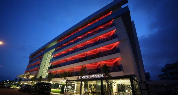 Alanya'daki o otel dünya üçüncüsü ve Türkiye birincisi oldu