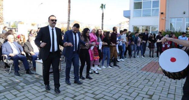 ALKÜ'den Gazipaşa'da geleneksel tanışma günleri