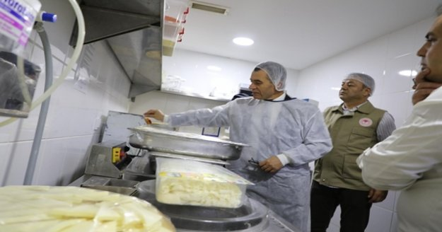 Antalya'da 6 bin 255 işletmede gıda denetimi