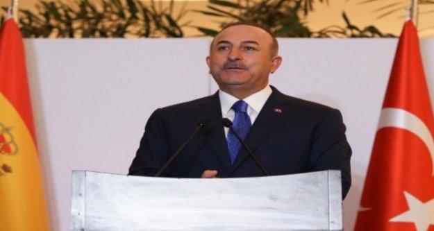 Çavuşoğlu: Diplomasi Forumu Mart 2020'de Antalya'da