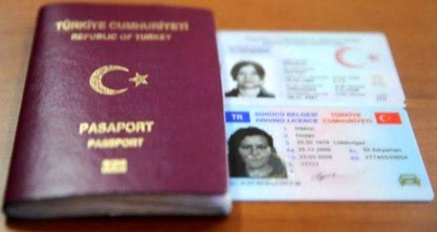 Eski kimlik, pasaport ve sürücü belgeleri için önemli uyarı