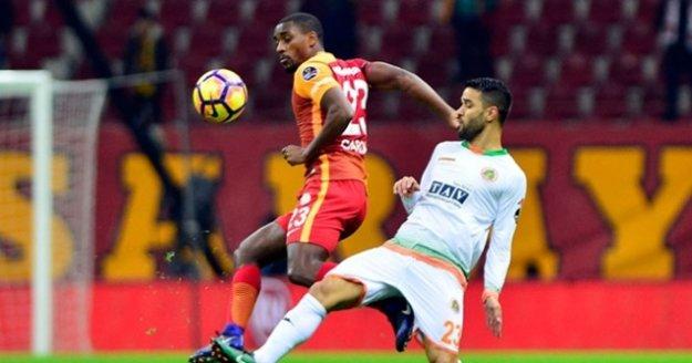 Galatasaray-Aytemiz Alanyaspor maçının hakemi belli oldu