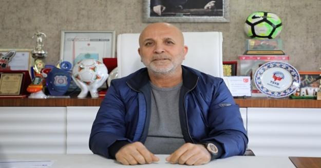"""Hasan Çavuşoğlu: """"İlk yarıda hesapta olmayan puanlar kaybettik"""""""
