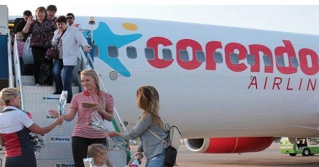 Her Perşembe Almanya'dan Alanya-GZP'ya uçuş koydu