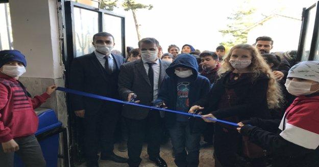 Lösemi hastası Mehmet'e, öğrenci arkadaşlarından destek