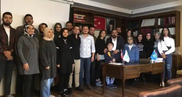 Türk Ocakları'ndan hafta sonu mesaisi