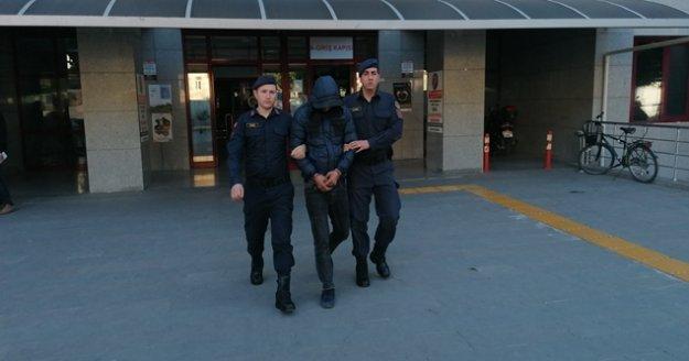 Uyuşturucu satıcısı Alanya cezaevini boyladı!
