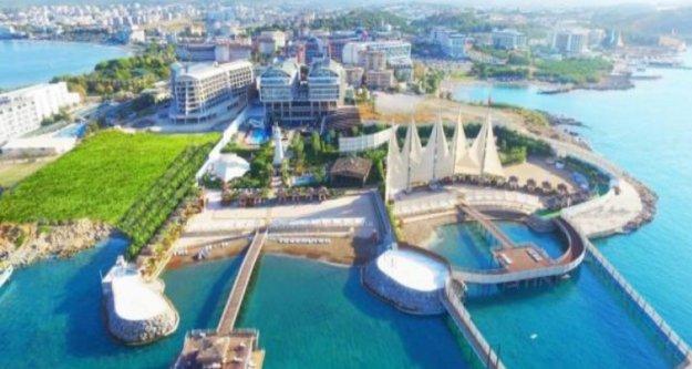 15 Otelin bulunduğu listede Alanya'dan 5 otel var