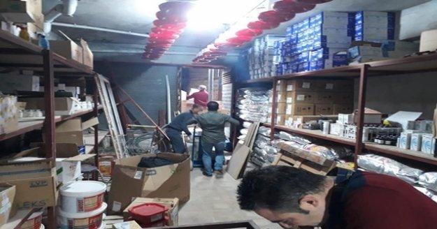26 bin 640 kutu tıbbi ürüne el konuldu