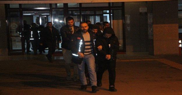 3.5 milyon TL'lik altın soygununa 2 tutuklama