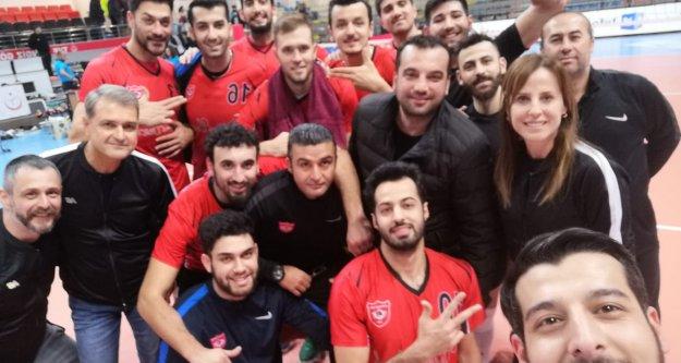 Alanya Belediyespor Tofaş'ı rahat geçti