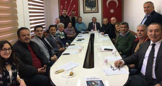 Alanya CHP İl kongresi için yol haritasını belirledi