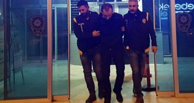 Alanya'da 14 yıl hapis cezasıyla aranan şüpheli yakalandı