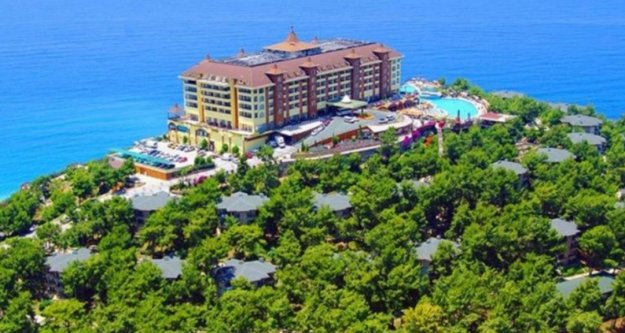 Alanya'daki 5 yıldızlı otel resmen satıldı