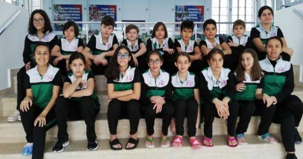 Alanya Nil Spor'dan büyük başarı!
