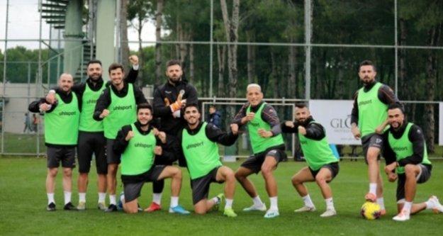 Alanyaspor'un rakibi KF Tirana