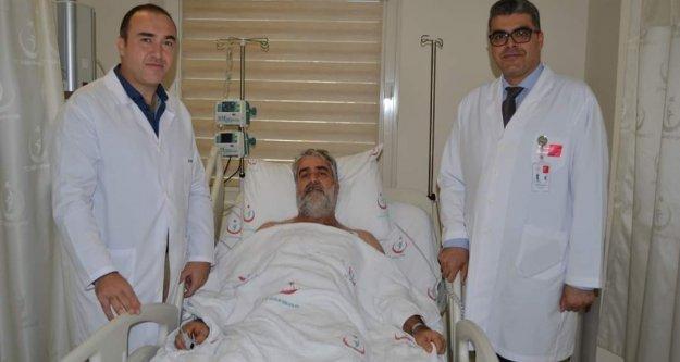 ALKÜ'den Alanya'daki kalp hastalarına müjde