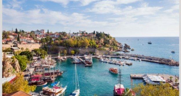 Antalya dünyanın en güvenli şehirler listesinde