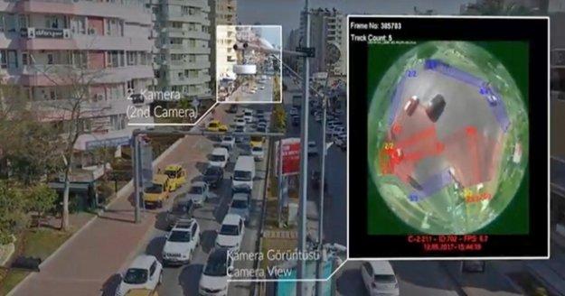 Büyükşehir'den trafiğe 'Akıllı Kavşak' çözümü
