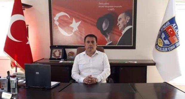 Çalış'tan Cumhurbaşkanı Erdoğan'a teşekkür