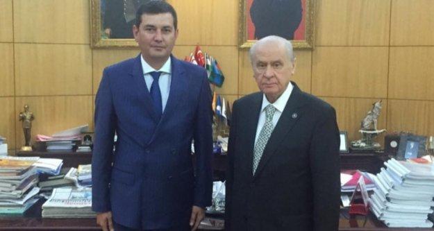 Genel Merkez, MHP Alanya İlçe Teşkilatına atama yaptı