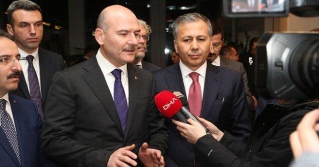 İçişleri Bakanı Soylu'dan afet anında iletişim uyarısı!