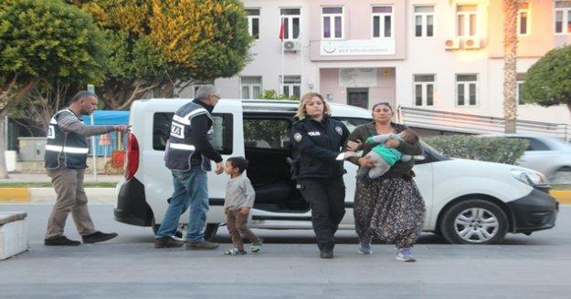 Karı-koca suç makineleri yakalandı