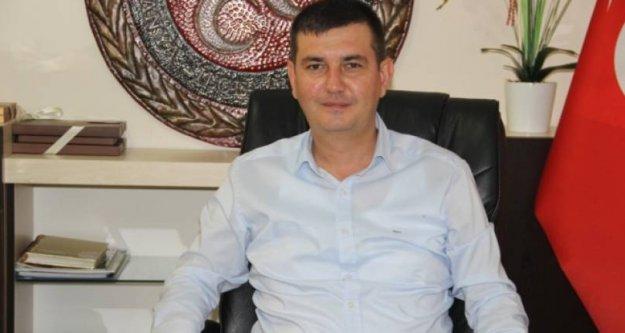 MHP'li Türkdoğan: yardım çadırımıza bekliyoruz!
