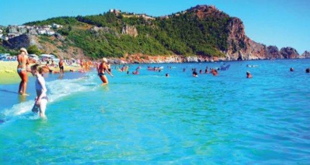 Turizm geliri yüzde 20 arttı