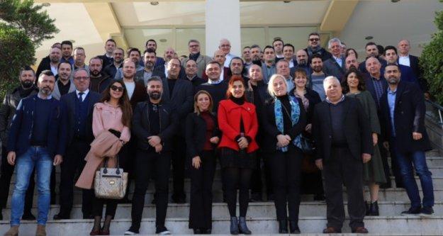 Turizmcilerden 2019 ve 2020 değerlendirme toplantısı