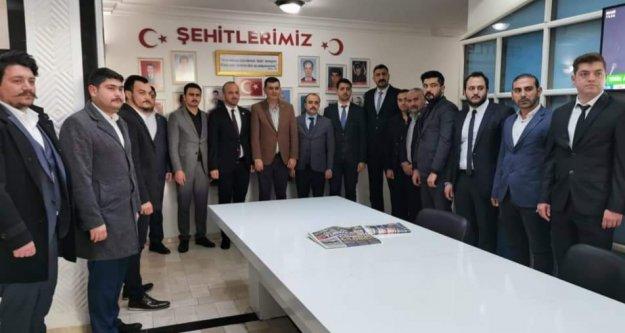 Türkdoğan'ın Antalyalı konukları