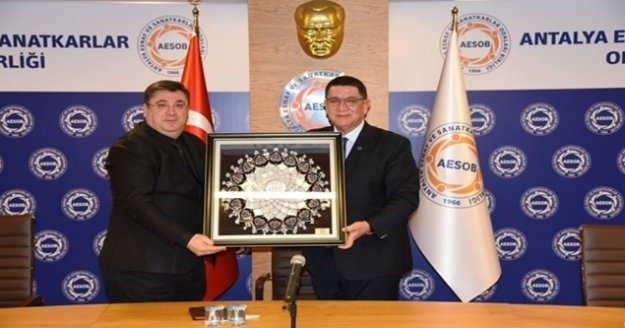 AESOB Başkanı Dere: 'Berber esnafı için karar yürürlükte'
