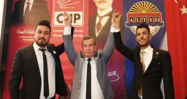 Alanya CHP Gençlik'te yeni başkan belli oldu